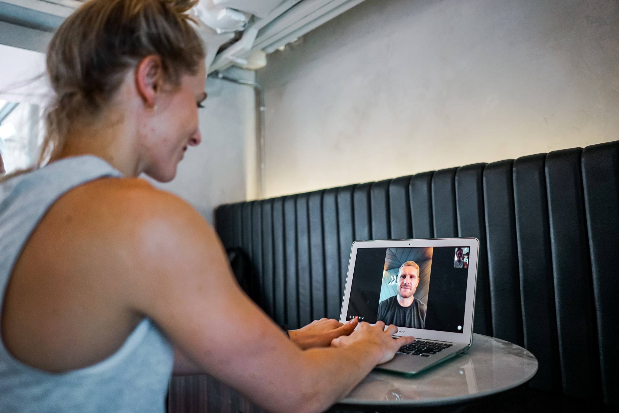 UFIT online coaching consultation call