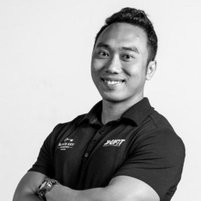 DEAN AHMAD   Dean specialises in strength training and corrective exercise. He believes that strength training through various modalities can benefit everyone at any age. Dean works largely with working professionals who are keen to attain fitness in the safest training environment possible.