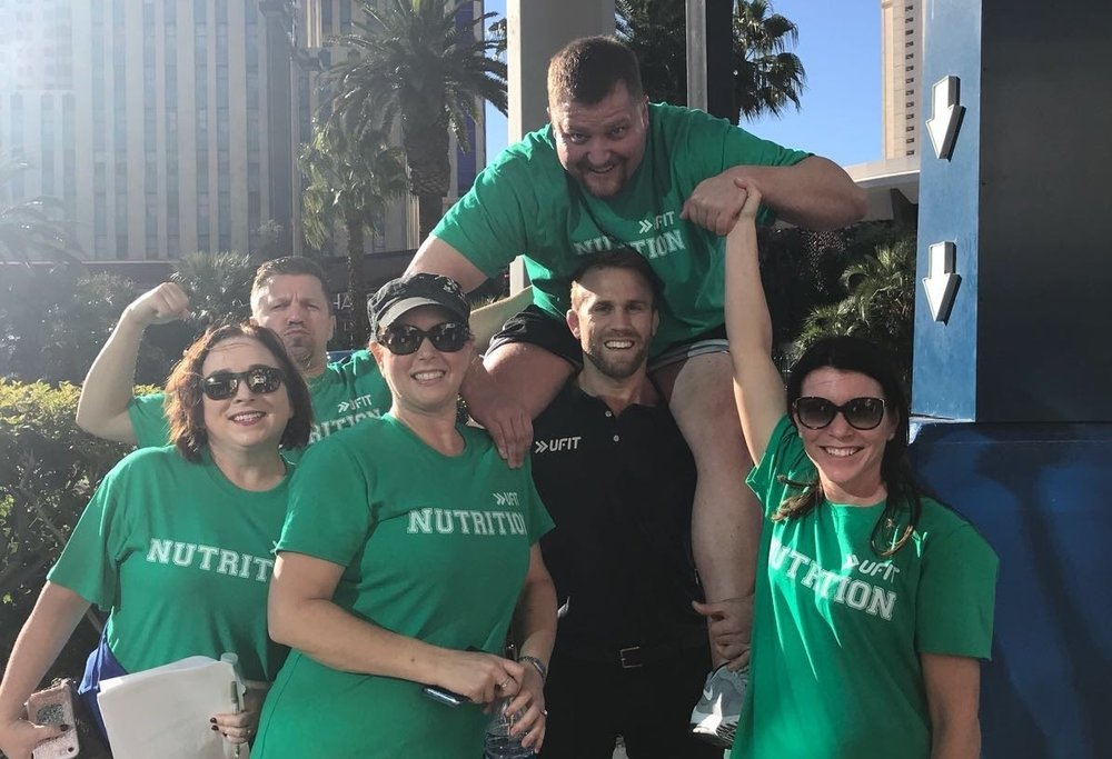 Micro Focus Team Building - Las Vegas, US