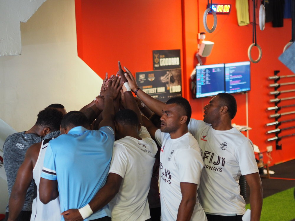 Rugby 7s Series tour preparation for the Fiji National Rugby team