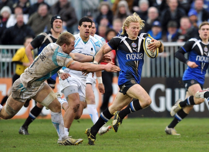 The author Tom Biggs used to be a professional athlete, playing premiership rugby in the UK.