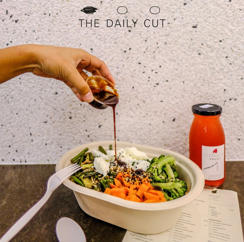 Your mum was right. Don't forget your veggies: pick your own at  The Daily Cut .