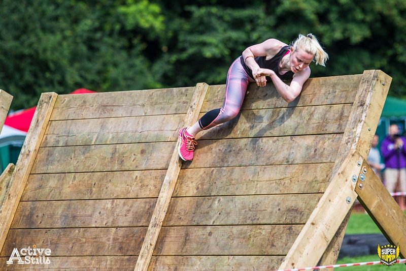 Lizzie regularly takes part in endurance races such as the Superhuman Games to challenge her own limits.