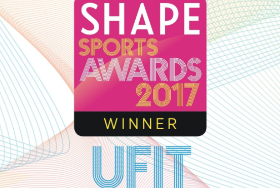 UFIT Bootcamps wins Best Outdoor Class award