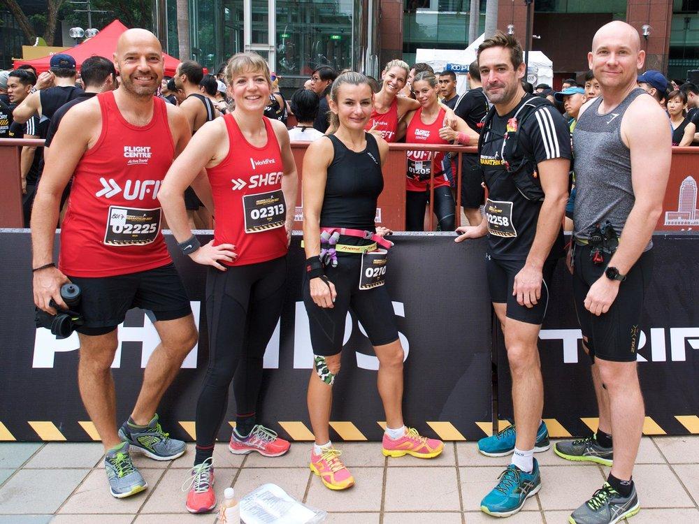 Team UFIT dominates team events