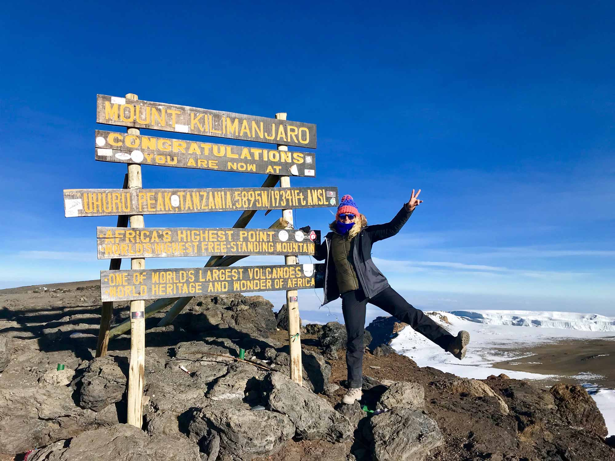 Explore Mount Kilimanjaro with UFIT Retreats team