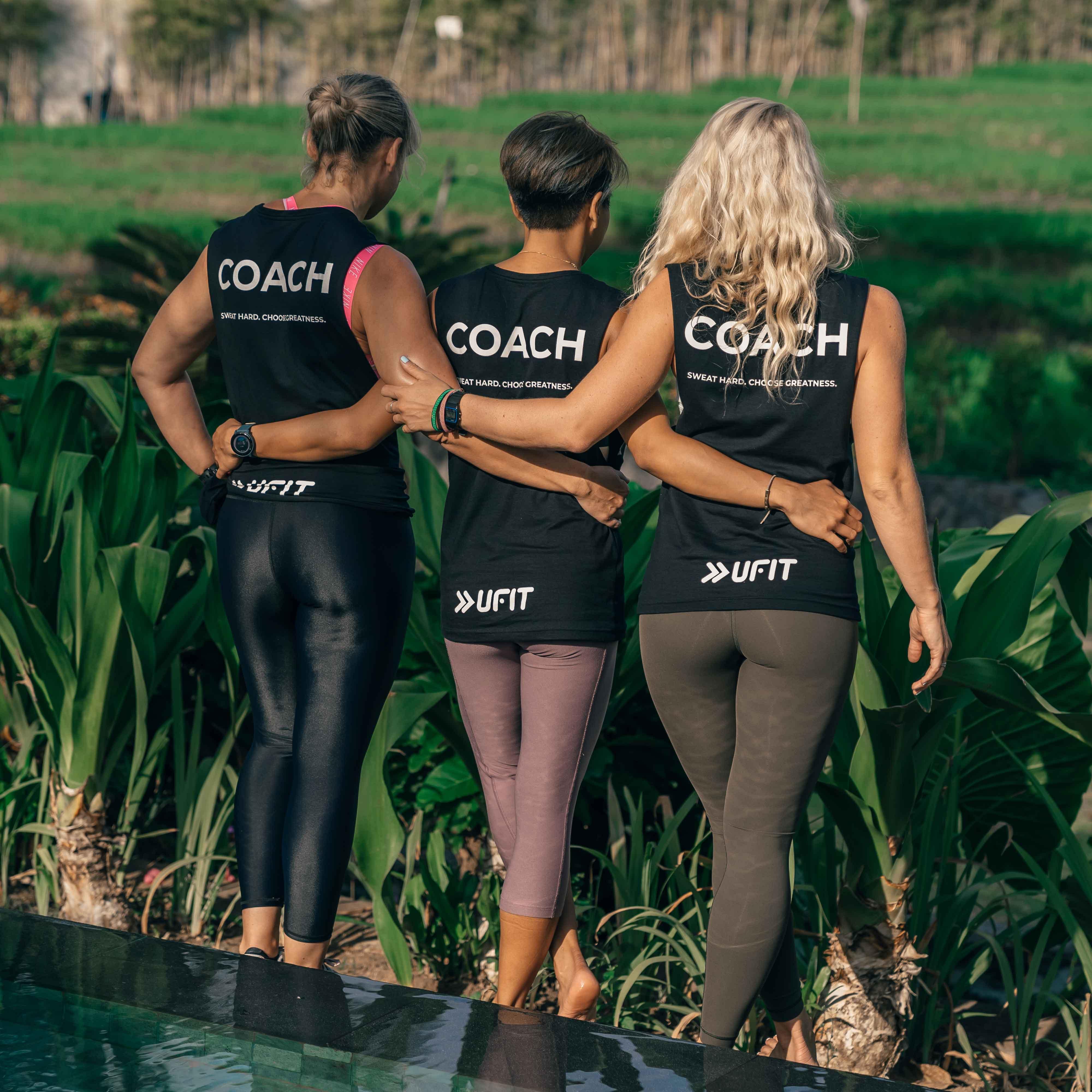UFIT Retreats Coaches
