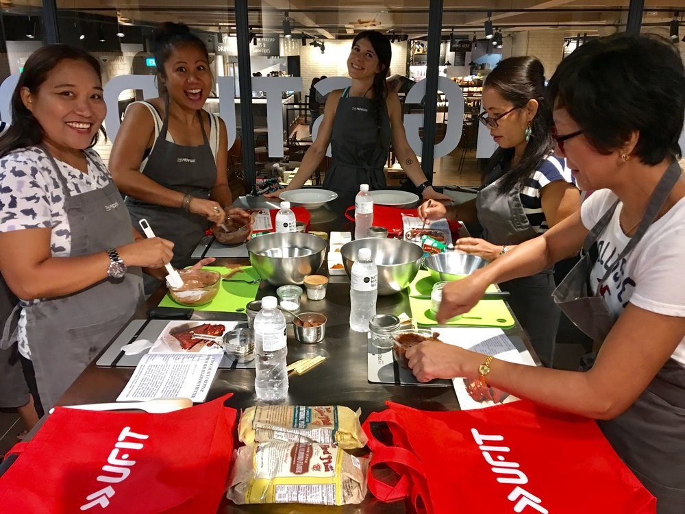 UFIT CLEAN AND LEAN COOKING CLASSES