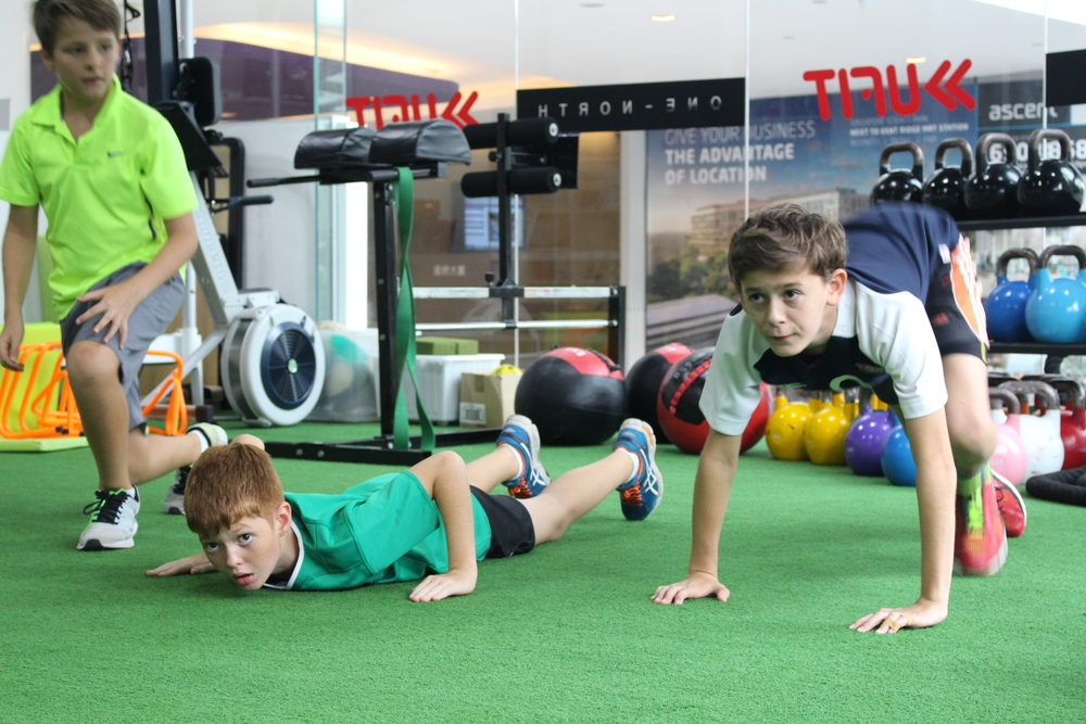 UFIT Youth Academy Program — UFIT Singapore - Personal